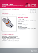 Schede dati 3D in PDF: Sheffer Corporation
